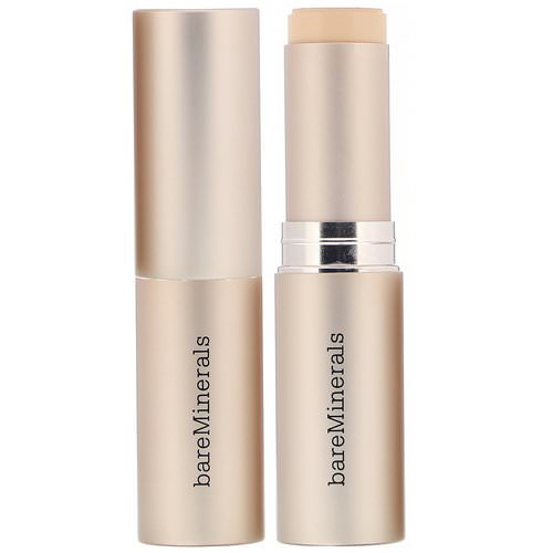 Bare Minerals, Complexion Rescue, Hydrating Foundation Stick, SPF 25, Buttercream 03, 0.35 oz (10 g) Review