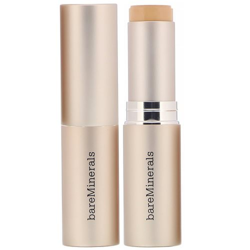 Bare Minerals, Complexion Rescue, Hydrating Foundation Stick, SPF 25, Spice 08, 0.35 oz (10 g) Review