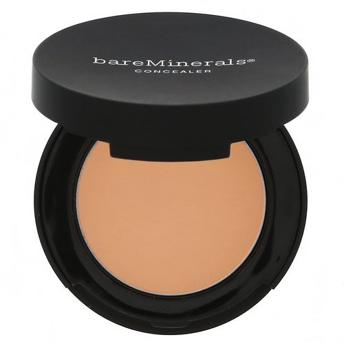 Bare Minerals, Correcting Concealer, SPF 20, Light 1, 0.07 oz (2 g) Review