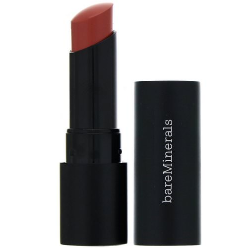 Bare Minerals, Gen Nude, Radiant Lipstick, Notorious, 0.12 oz (3.5 g) Review