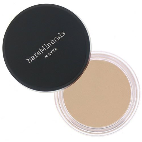 Bare Minerals, Matte Foundation, SPF 15, Neutral Ivory 06, 0.21 oz (6 g) Review