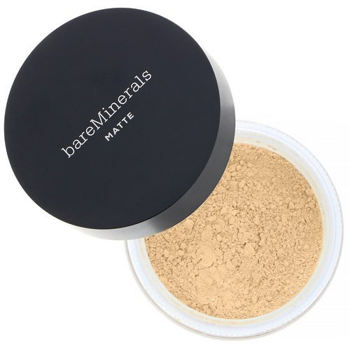 Bare Minerals, Original Foundation, SPF 15, Golden Fair 04, 0.28 oz (8 g) Review
