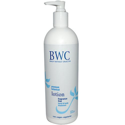 Beauty Without Cruelty, Fragrance Free Lotion, 16 fl oz (473 ml) Review