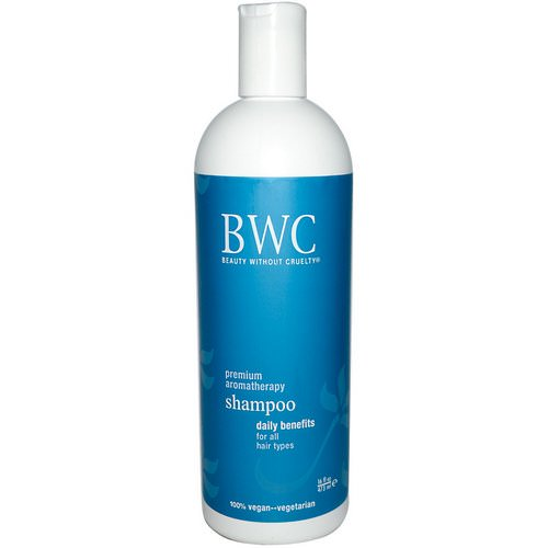 Beauty Without Cruelty, Shampoo, Daily Benefits, 16 fl oz (473 ml) Review