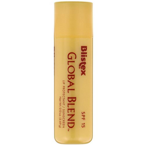 Blistex, Global Blend, Lip Protectant/Sunscreen, SPF 15, 0.13 oz (3.69 g) Review