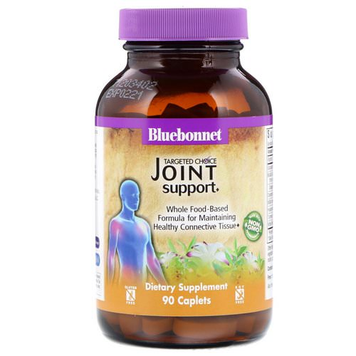 Bluebonnet Nutrition, Targeted Choice, Joint Support, 90 Caplets Review
