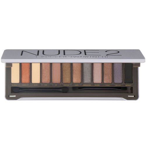 BYS, Nude 2, Eyeshadow Palette, 12 g Review