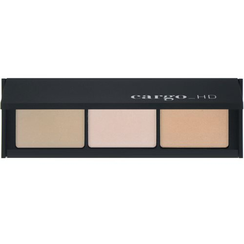 Cargo, HD Picture Perfect, Illuminating Palette, 3 x 0.13 oz / 3 x 3.6 g Review