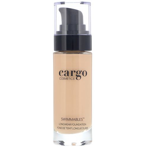 Cargo, Swimmables, Longwear Foundation, 20, 1 fl oz (30 ml) Review