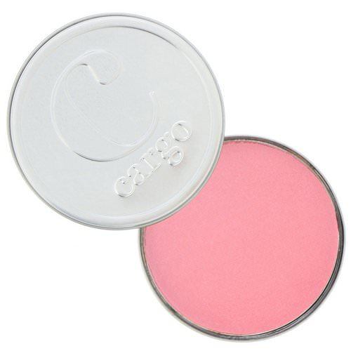 Cargo, Swimmables, Water Resistant Blush, Ibiza, 0.37 oz (11 g) Review