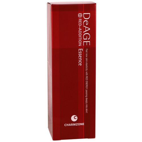 Charmzone, DeAge, Red-Addition, Essence, 1.69 fl oz (70 ml) Review