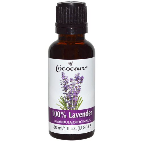 Cococare, 100% Lavender, 1 fl oz (30 ml) Review