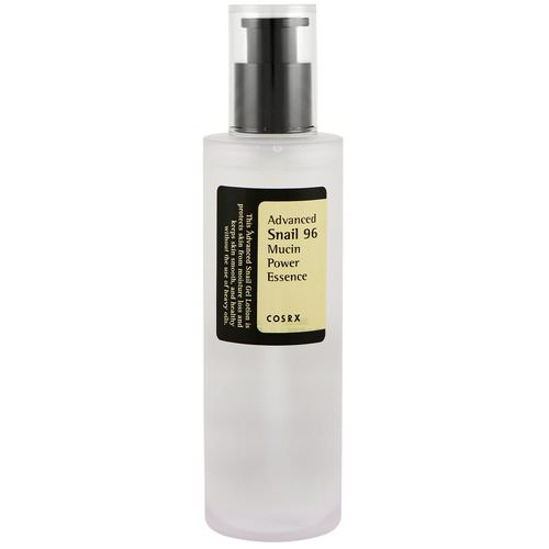 Cosrx, Advanced Snail 96 Mucin Power Essence, 3.38 fl oz (100 ml) Review