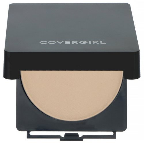 Covergirl, Clean, Powder Foundation, 510 Classic Ivory, .41 oz (11.5 g) Review