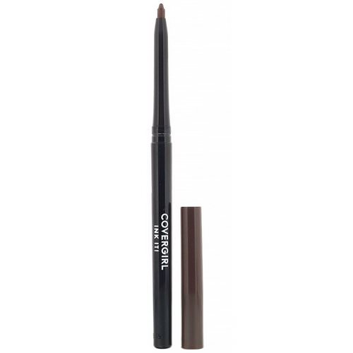 Covergirl, Ink it! All-Day Pencil Eyeliner, 260 Cocoa Ink, .012 oz (.35 g) Review