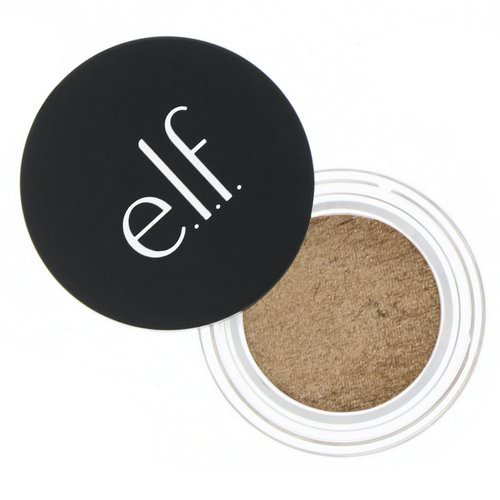 E.L.F, Long-Lasting Lustrous Eyeshadow, Toast, 0.11 oz (3.0 g) Review