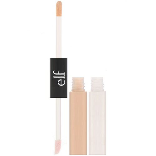 E.L.F, Under Eye Concealer & Highlighter, Fair/Glow, 0.17 oz (5 g) Each Review