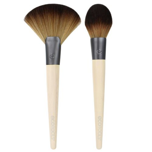 EcoTools, Define & Highlight Duo, 2 Brushes Review