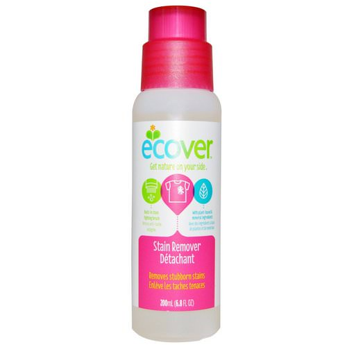 Ecover, Stain Remover, 6.8 fl oz (200 ml) Review