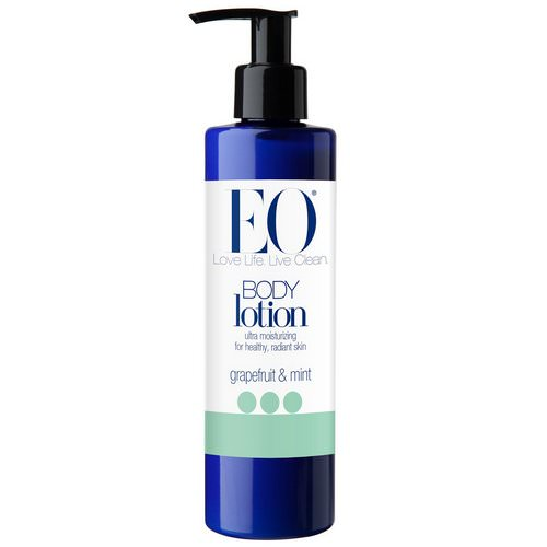 EO Products, Body Lotion, Grapefruit & Mint, 8 fl oz (236ml) Review