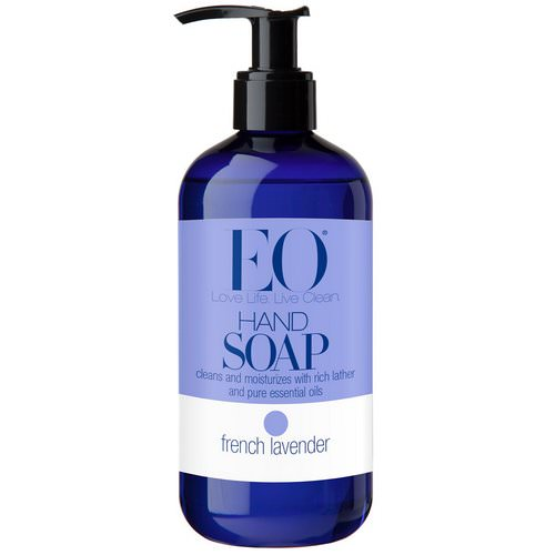 EO Products, Hand Soap, French Lavender, 12 fl oz (355 ml) Review