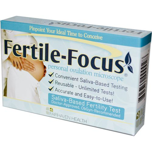 Fairhaven Health, Fertile-Focus, 1 Personal Ovulation Microscope Review