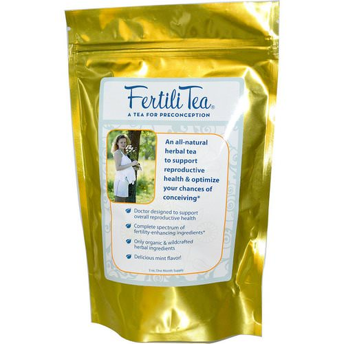 Fairhaven Health, Fertili Tea, 3 oz Review