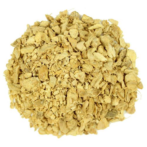 Frontier Natural Products, Cut & Sifted Non-Sulfited Ginger Root, 16 oz (453 g) Review