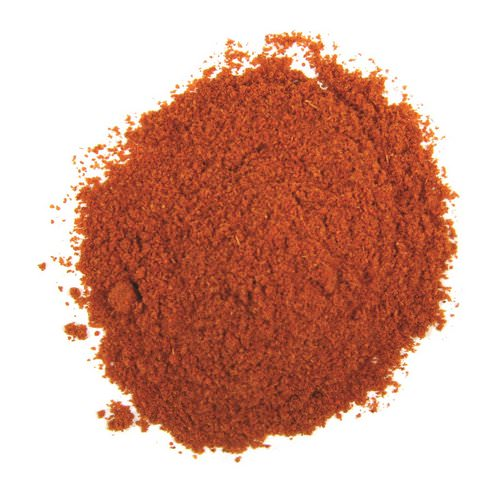 Frontier Natural Products, Ground Cayenne, 90,000 Heat Units, 16 oz (453 g) Review