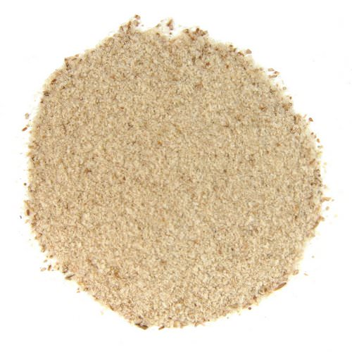 Frontier Natural Products, Organic Powdered Psyllium Husk, 16 oz (453 g) Review