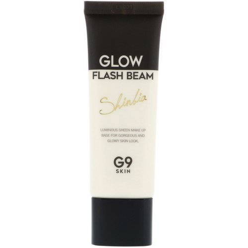 G9skin, Glow Flash Beam, 40 ml Review