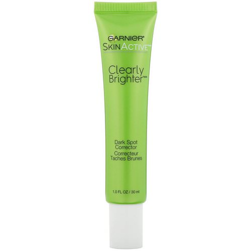 Garnier, SkinActive, Clearly Brighter, Dark Spot Corrector, 1 fl oz (30 ml) Review
