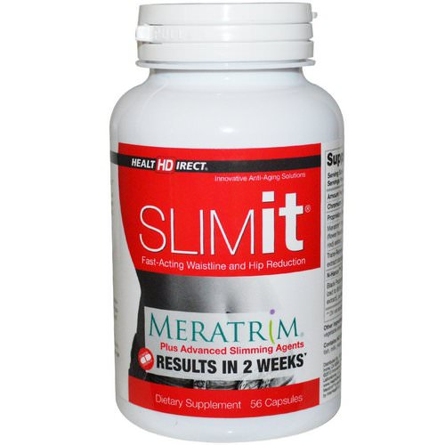 Health Direct, Slimit, 56 Capsules Review