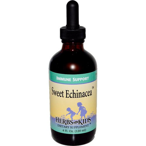 Herbs for Kids, Sweet Echinacea, 4 fl oz (120 ml) Review