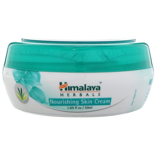 Himalaya, Nourishing Skin Cream, For All Skin Types, 1.69 fl oz (50 ml) Review