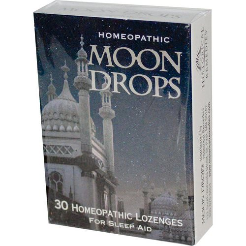 Historical Remedies, Moon Drops, 30 Homeopathic Lozenges Review