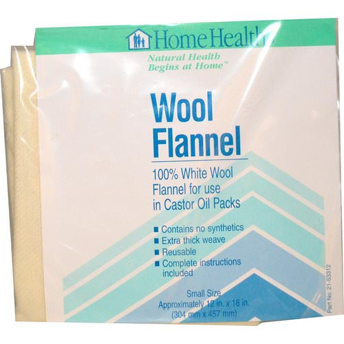 Home Health, Wool Flannel, Small, 1 Flannel Review