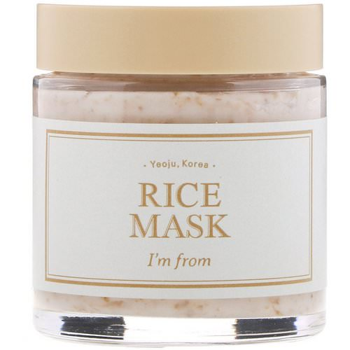 I'm From, Rice Mask, 3.88 oz (110 g) Review