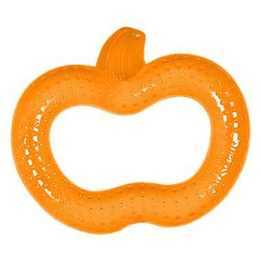 iPlay Inc. Green Sprouts, Cool Veggie Teether, Pumpkin, 1 Teether