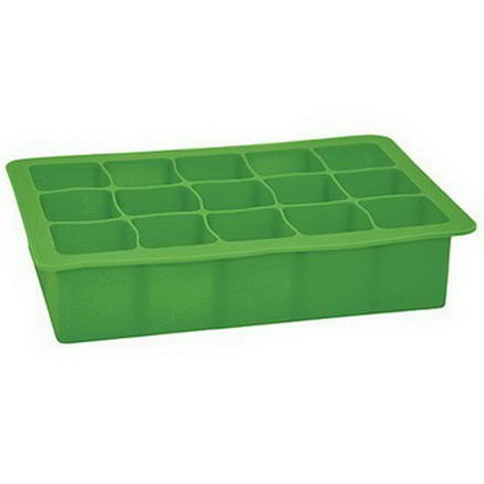iPlay Inc. Green Sprouts, Silicone Baby Food Freezer Tray