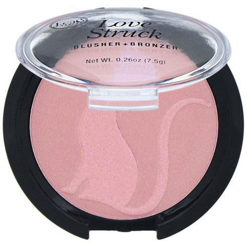 J.Cat Beauty, Love Struck, Blusher + Bronzer, LGP101 Sweet Pea Pink, 0.26 oz (7.5 g) Review