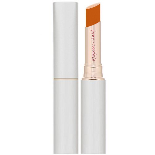 Jane Iredale, Just Kissed, Lip And Cheek Stain, Forever Red, .1 oz (3 g) Review
