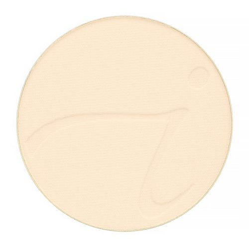 Jane Iredale, PurePressed Base, Mineral Foundation Refill, SPF 20 PA++, Bisque, 0.35 oz (9.9 g) Review