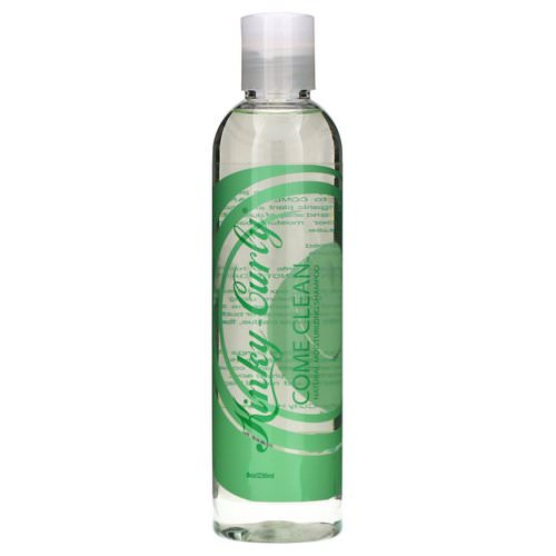 Kinky-Curly, Come Clean, Natural Moisturizing Shampoo, 8 oz (236 ml) Review