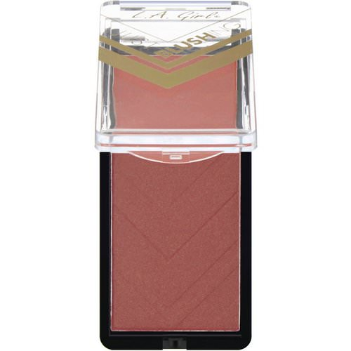 L.A. Girl, Just Blushing Powder, Just Dazzle, 0.25 oz (7 g) Review