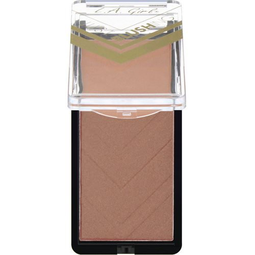 L.A. Girl, Just Blushing Powder, Just Glowing, 0.25 oz (7 g) Review