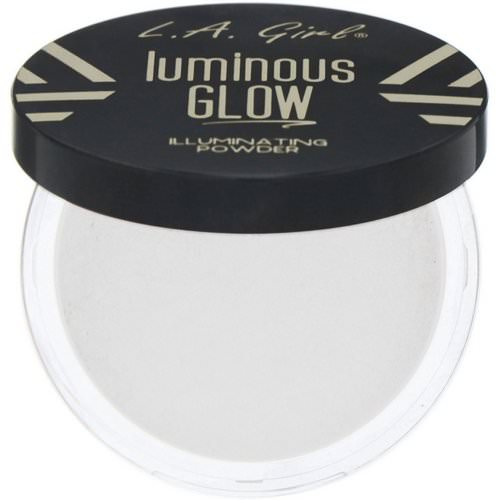 L.A. Girl, Luminous Glow, Illuminating Powder, Holographic Stardust, 0.18 oz (5 g) Review