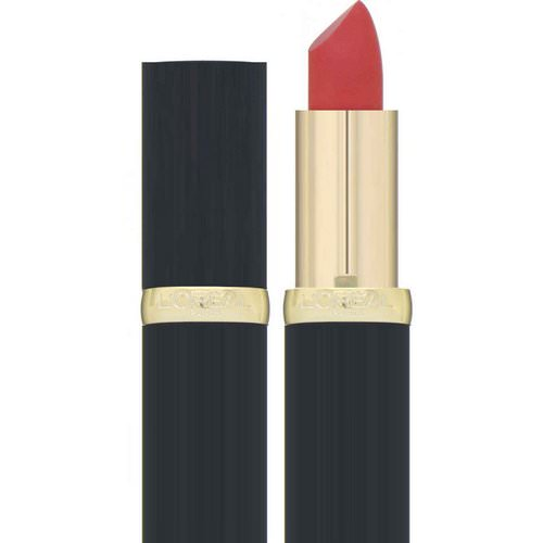 L'Oreal, Colour Riche Matte Lipstick, 102 Matte-ly In Love, .13 oz (3.6 g) Review