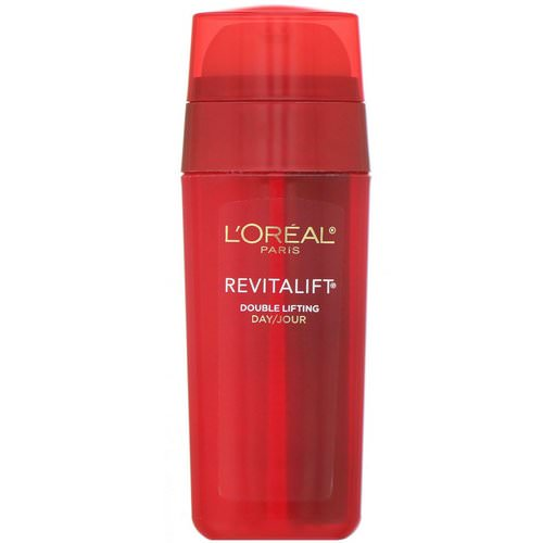 L'Oreal, Revitalift Double Lifting, Face Treatment, 1.0 fl oz (30 ml) Review