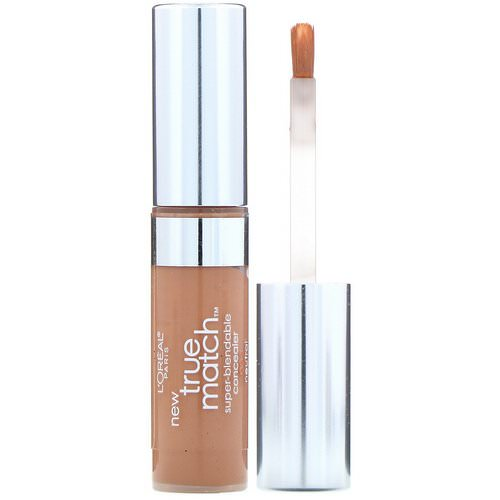 L'Oreal, True Match Super-Blendable Concealer, N6-7-8 Neutral Medium/Deep, .17 fl oz (5.2 ml) Review